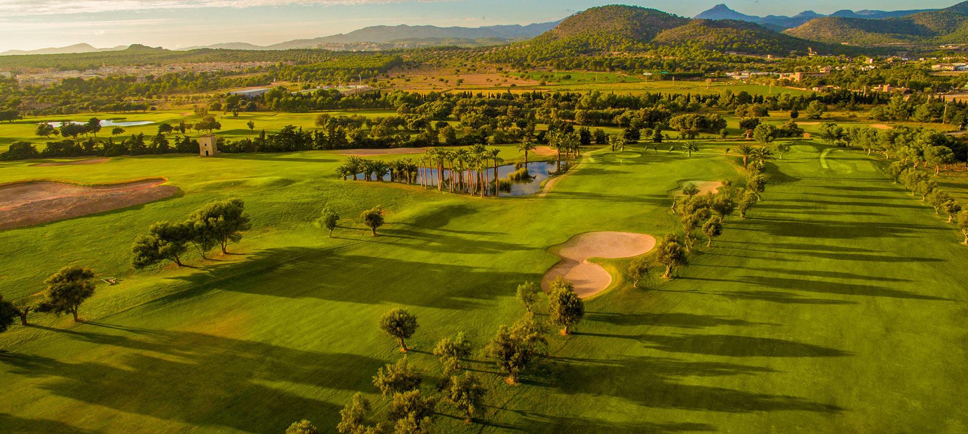 campos de golf en Calvià